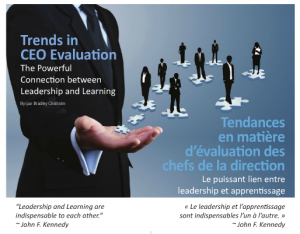 trends in CEO evaluation